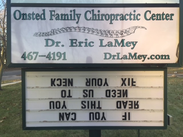 Onsted Family Chiropractic Center